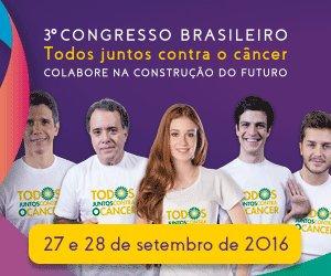 Resultado de imagem para congresso todos juntos contra o cancer 2016