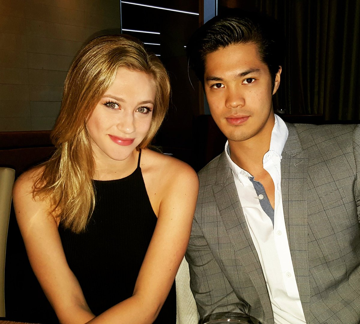 Ross Butler On Twitter Happy Birthday Lilireinhart You Are A