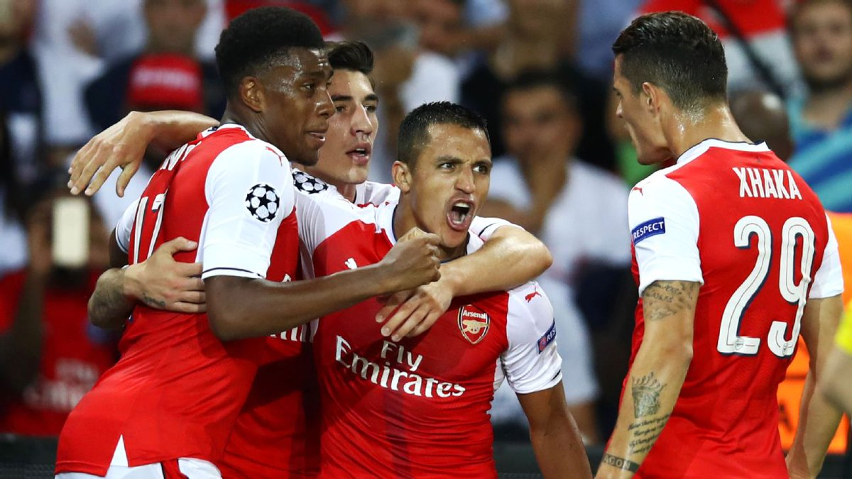 Video: PSG vs Arsenal