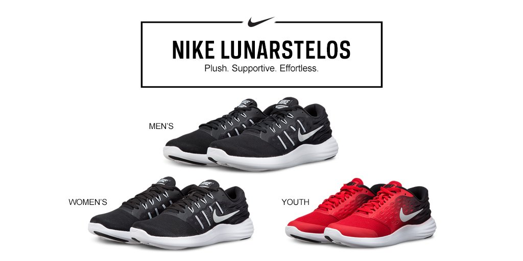 huge selection of 609b2 a4c59 ... france there is no finish line. check out the nike lunarstelos here  https ed13e 58661