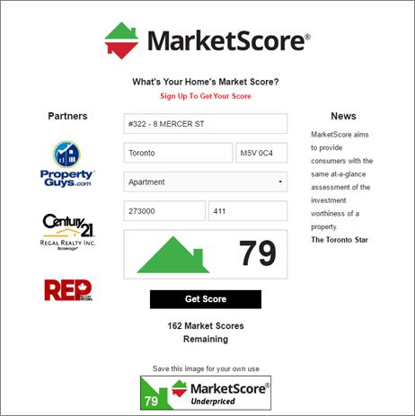 marketscore gratis