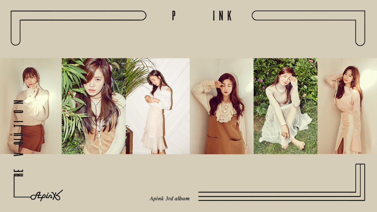 ApinkChoromi On Twitter Apink Pink Revolution Wallpaper Cr Feel Free To Use Give Cred