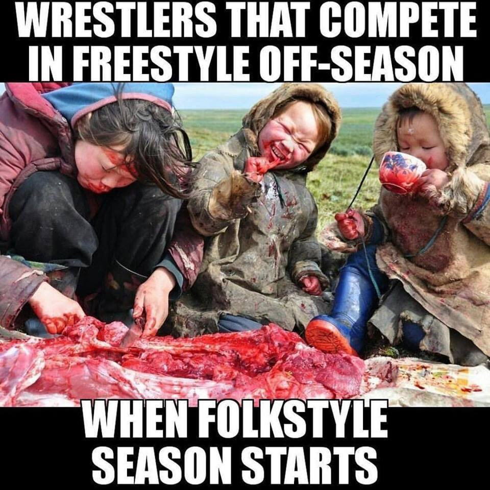 To the Wrestling Section + WQ?