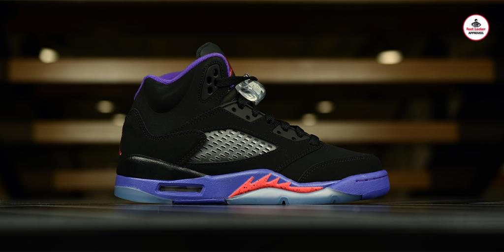 A look at the girls air  jordan 5 retro  raptors . available in ... 6e38c24cb7