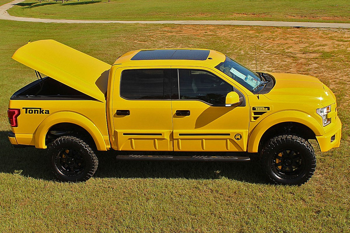 Ford F 150 Tonka >> Longhorn Ford On Twitter Taking Play To A Whole New Level