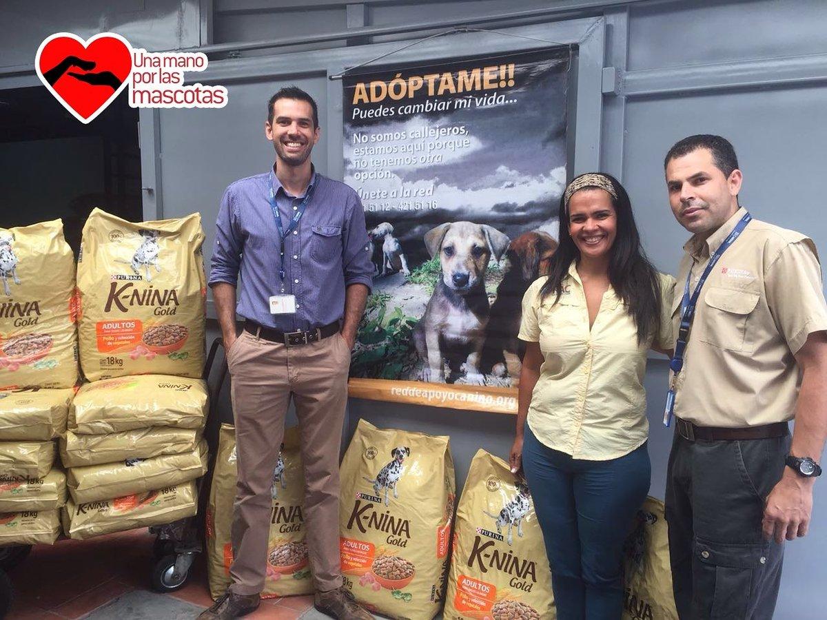 Apoyando a fundaciones y refugios animales, hoy donamos 252 kg de alimento a @apoyocanino #YoLeDoyMiMano