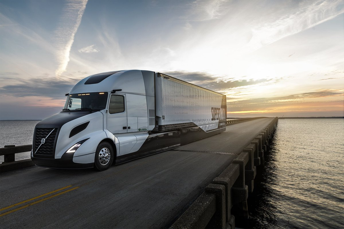 "volvo trucks north america on twitter: ""more than 12 mpg, 80"