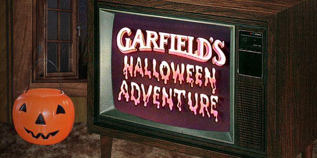 Dinosaur Dracula On Twitter Relive The 1985 Premiere Of Garfield S Halloween Adventure Through Its Commercial Breaks Https T Co Fuhqjgtarg