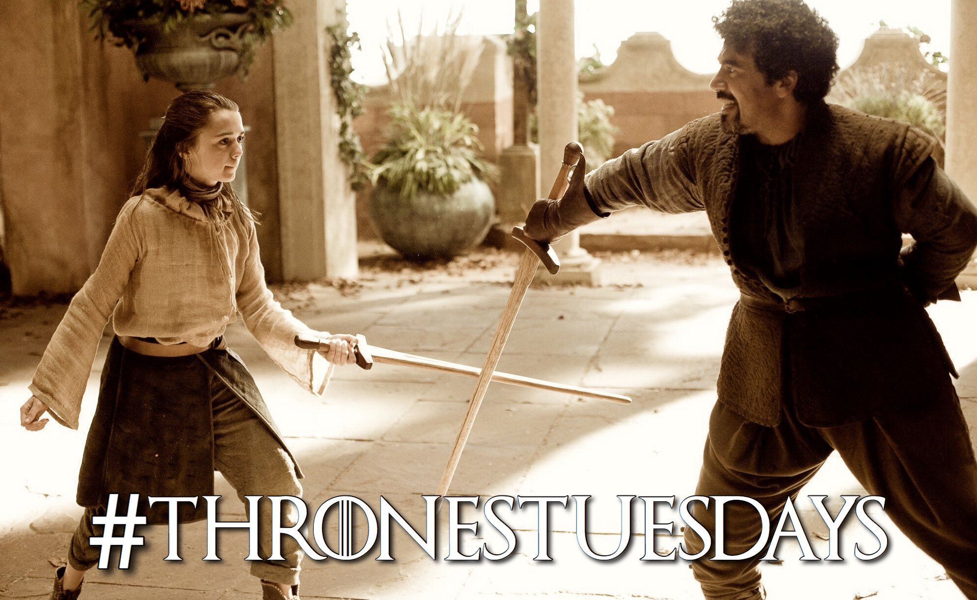 It's that time again. Grab some snacks and get comfortable. It's time for my #ThronesTuesday recap! https://t.co/y6xynIEjYF