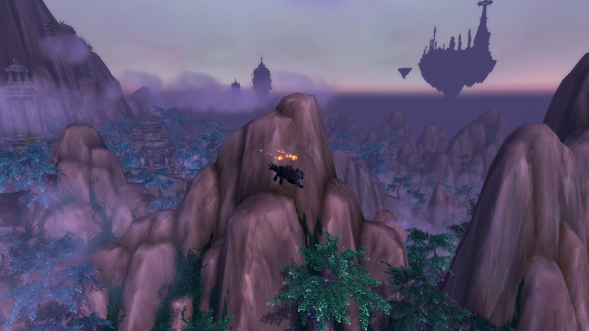 Samantha Cruse On Twitter Nice View On The Way Down From Moonguard