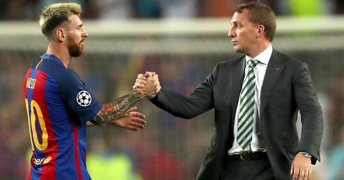 RODGERS LINKED WITH CHELSEA RETURN