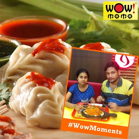 """Super tasty food and generousservices by the employees"" - says  Vivean #MomolOVE #Thankyou #SizzlerMomo #CheeseMomo pic.twitter.com/l3gyHI6UhN"
