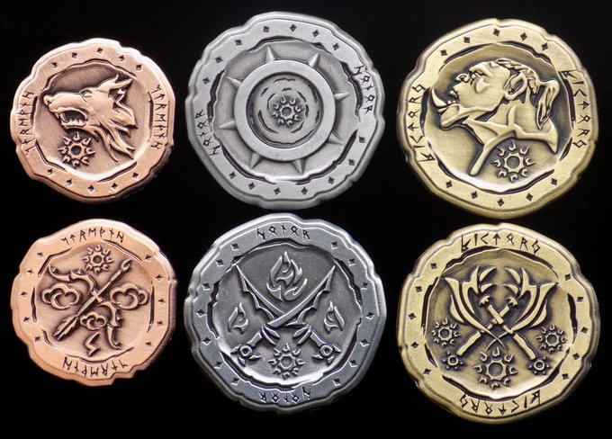 fantasy coins on Twitter: