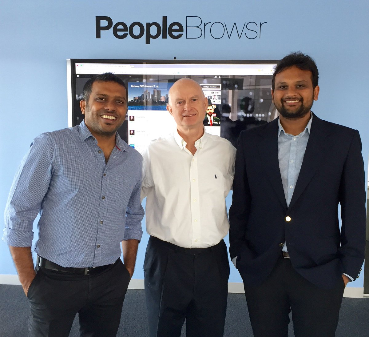 Welcoming @langoor Executives to our Sydney Office https://t.co/xzyFG8s04L