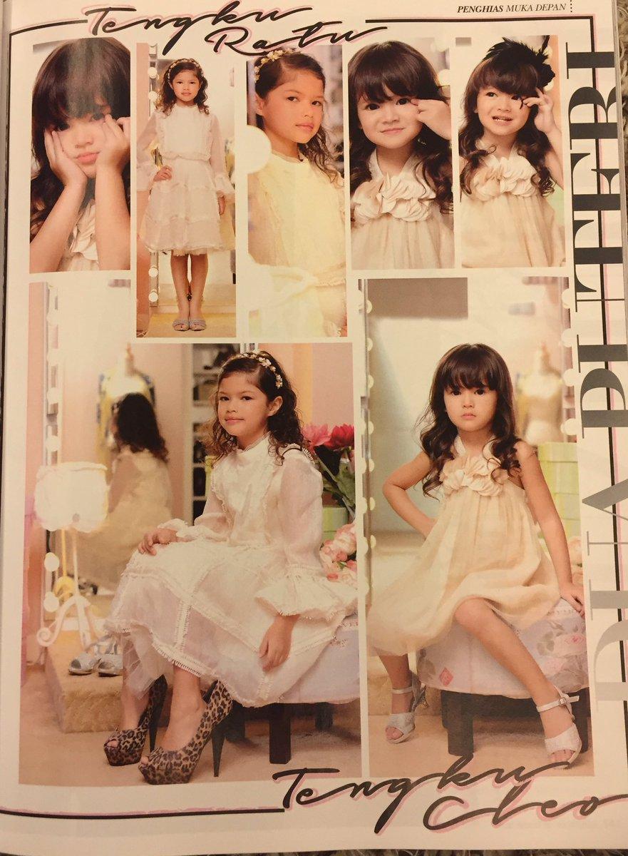 Gambar Terkini Anak-Anak Que Tengku ratu haidar photo