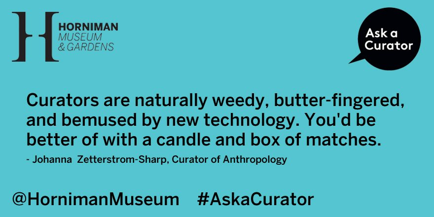 .@mikestubbs asked: How many Curators does it take to change a lightbulb. Our Curators replied. #AskACurator https://t.co/03Le1lkTcH