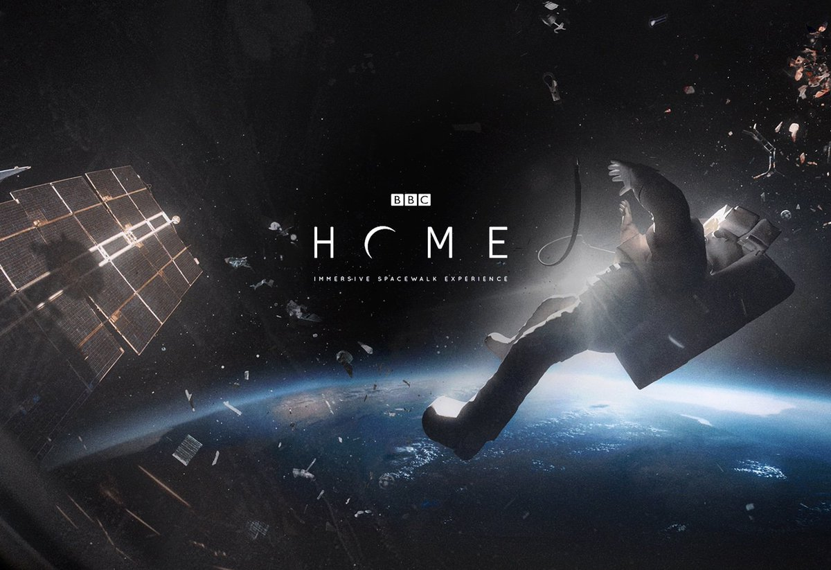 Home: A VR Spacewalk: twitter.com