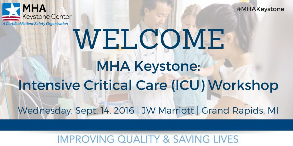 Registration is now OPEN for our #MHAKeystone: ICU Workshop, be sure to check-in and grab some refreshments! https://t.co/2ilGcdhKea