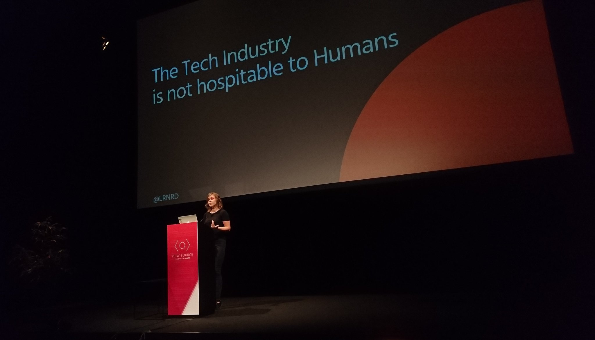 """""""The tech industry has become a planet of it's own — and, just like Mars, it's inhospitable for humans…"""" @lrnrd https://t.co/jV4c8i4jJU"""