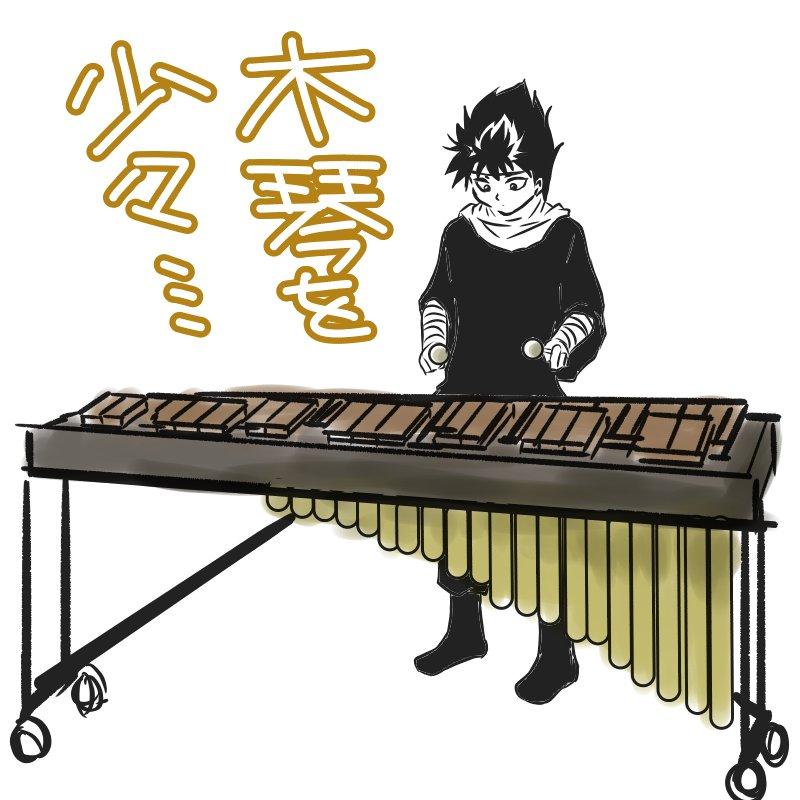 昔のドラマCDでの名言。木琴を叩く飛影氏。 https://t.co/d3OErHP1oo