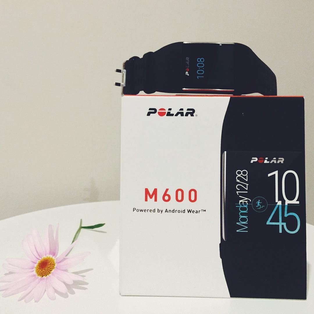 Polar M600 Smartwatch in esclusiva su Amazon
