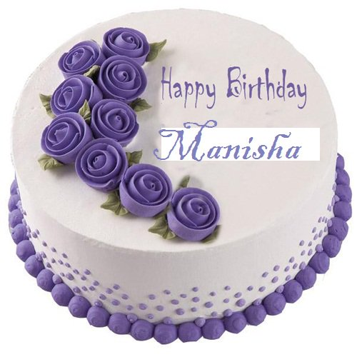 Cake Images With Name Manisha : Rija on Twitter: