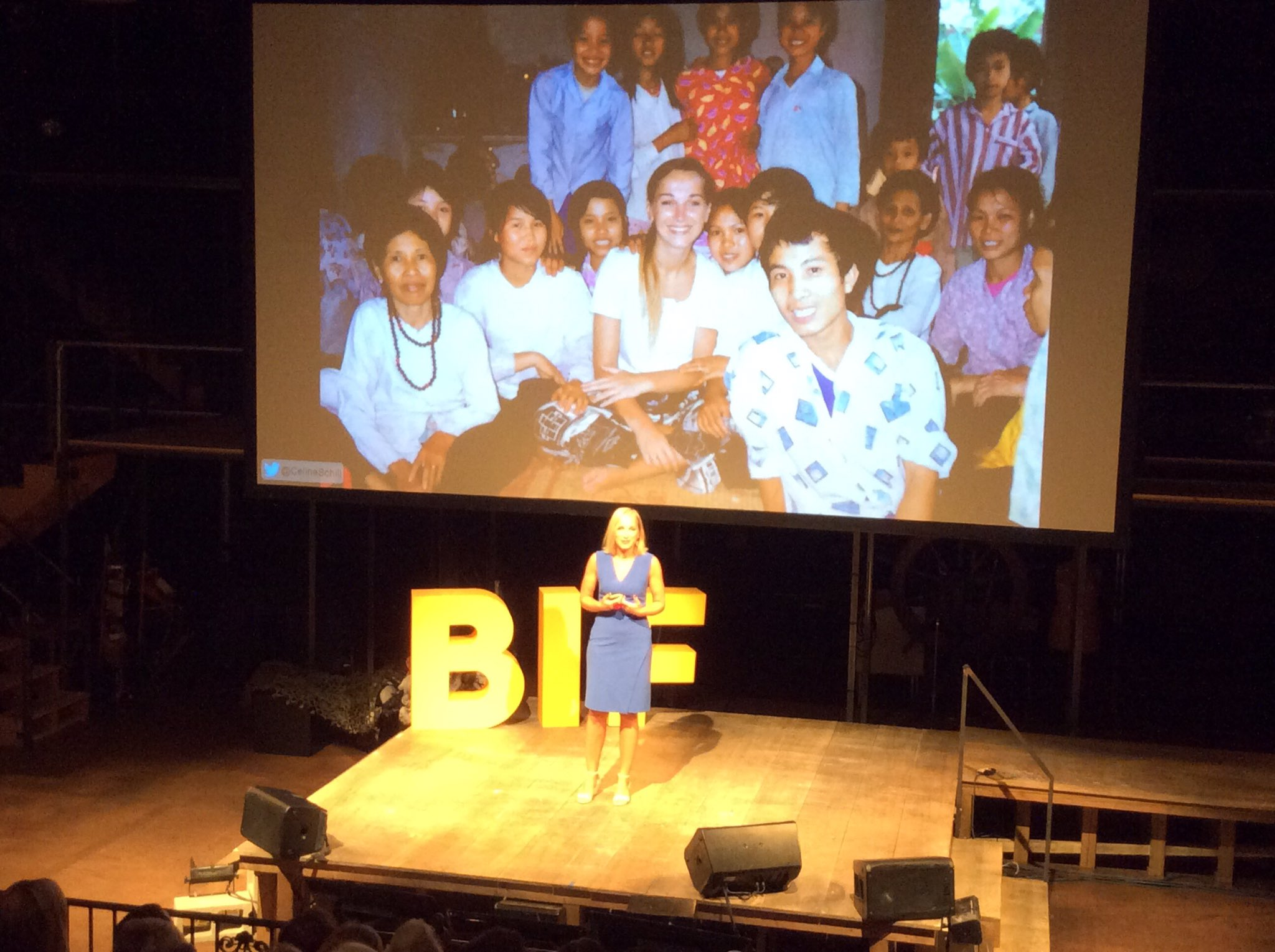 @CelineSchill The power of human connection. Onward to pharma? The plot thickens. #BIF2016 https://t.co/6cIHjIOoui