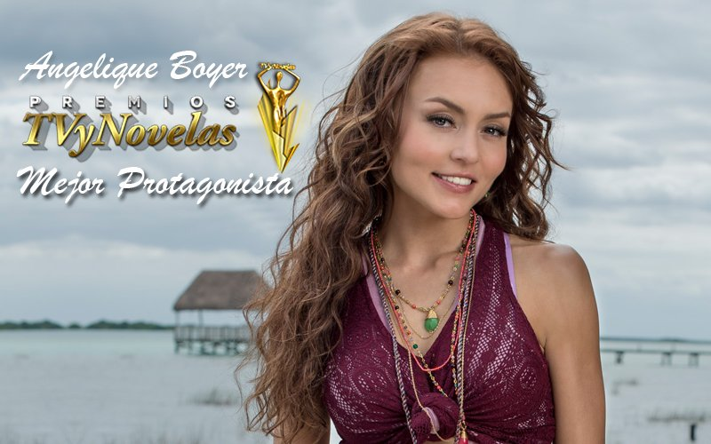 "letícia on Twitter: ""VOTA por Angelique Boyer @Anboy88 ..."