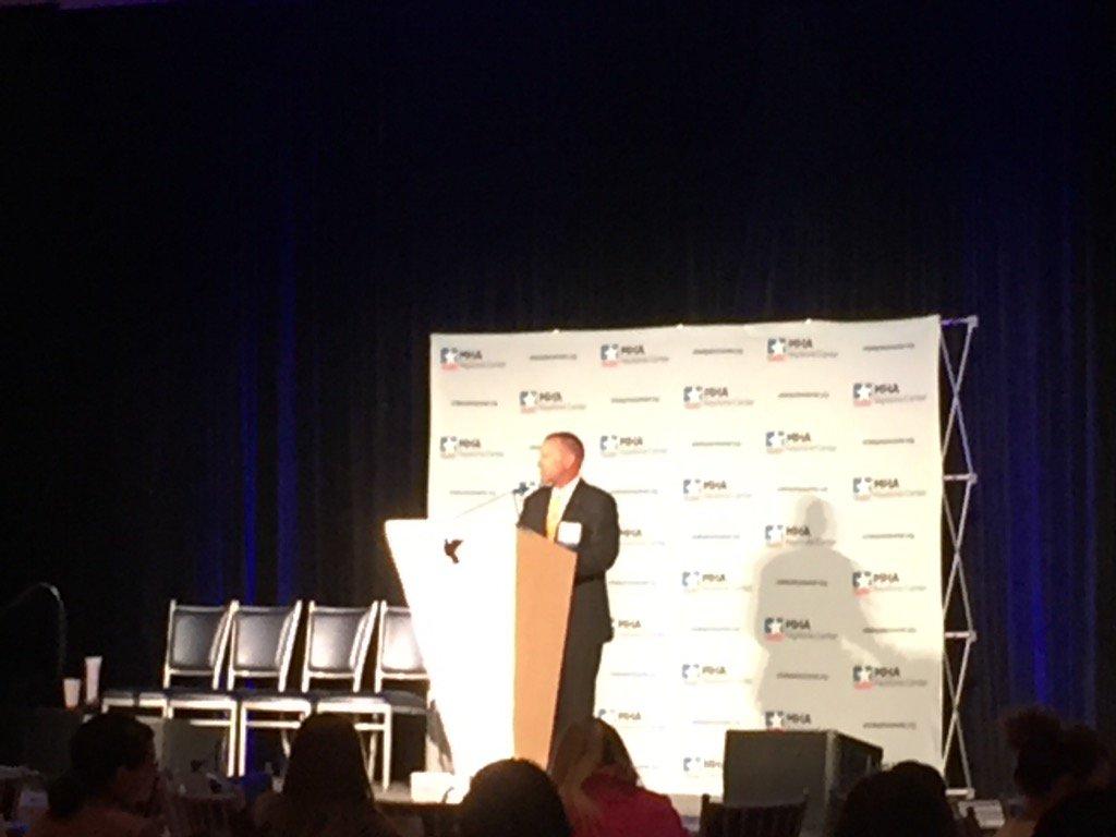 Brian Peters welcomes ICU leaders @MHAKeystoneCtr https://t.co/czSOX3C2SD