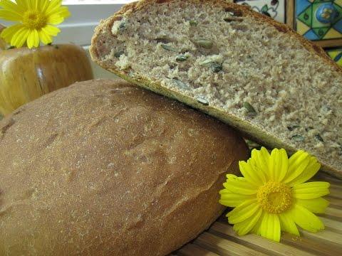 Рецепт хлеб из отрубей