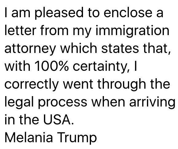 2641b3dee44b AP  Melania Trump was an undocumented working model in  96