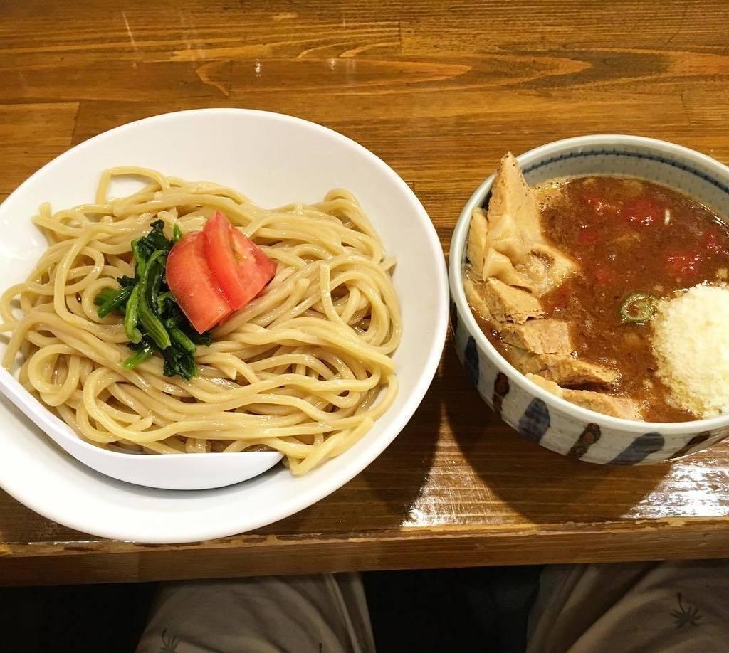 遅ればせながら! 本日の #susuru_tv #314日目 #麺屋蕃茄 #大泉学園 #蕃茄とはトマト #挽歌の巌 #バランス型 #バンカーからのイーグル #麺スタグラム