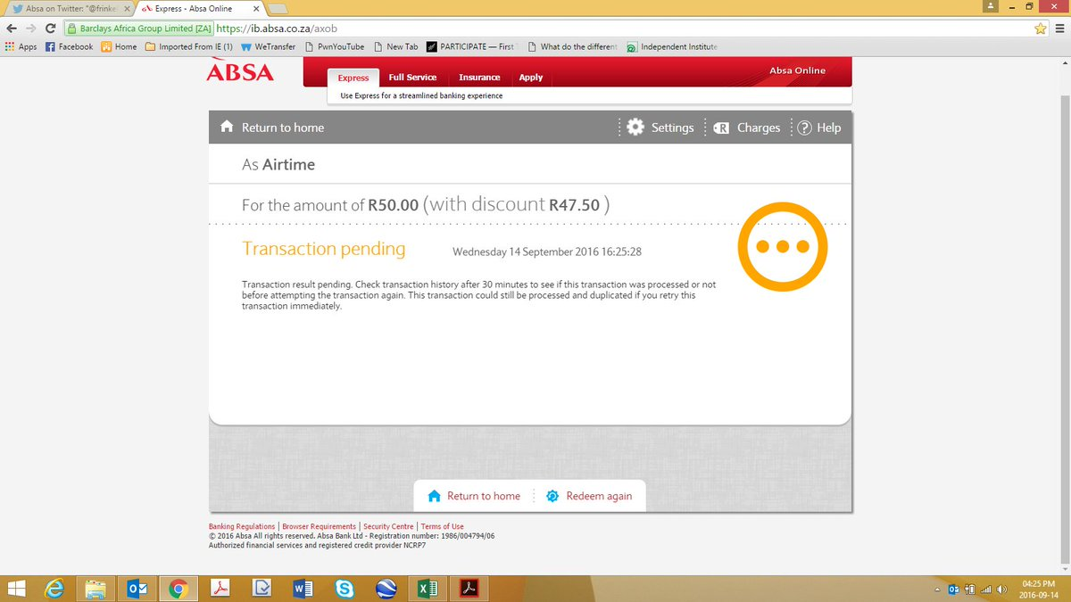 Absa Online Airtime | ImgBos com