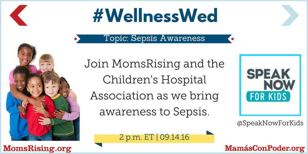 Thumbnail for #WellnessWed: Sepsis Awareness Month