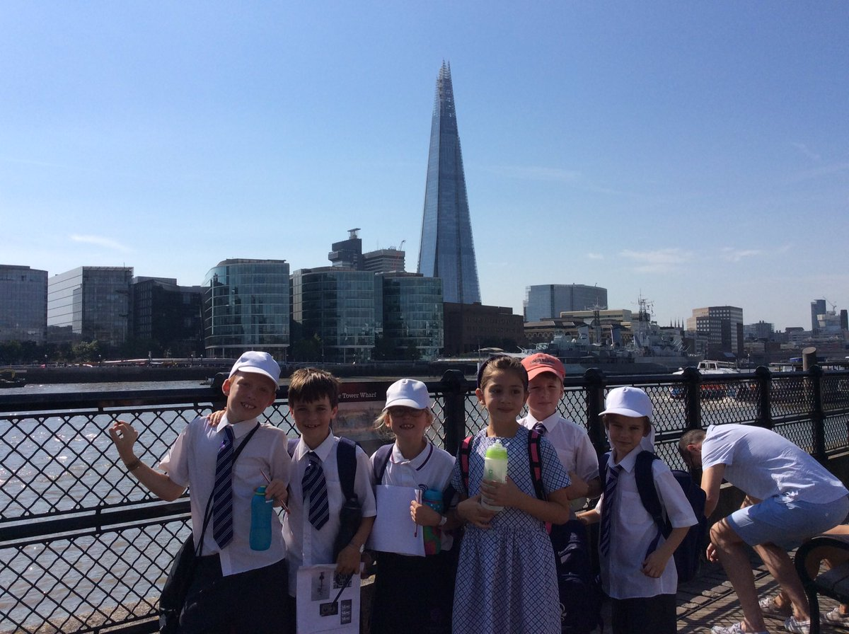 Rosemead Prep School Nursery On Twitter Hottest September Day Year 4 Go To The Tower Of London
