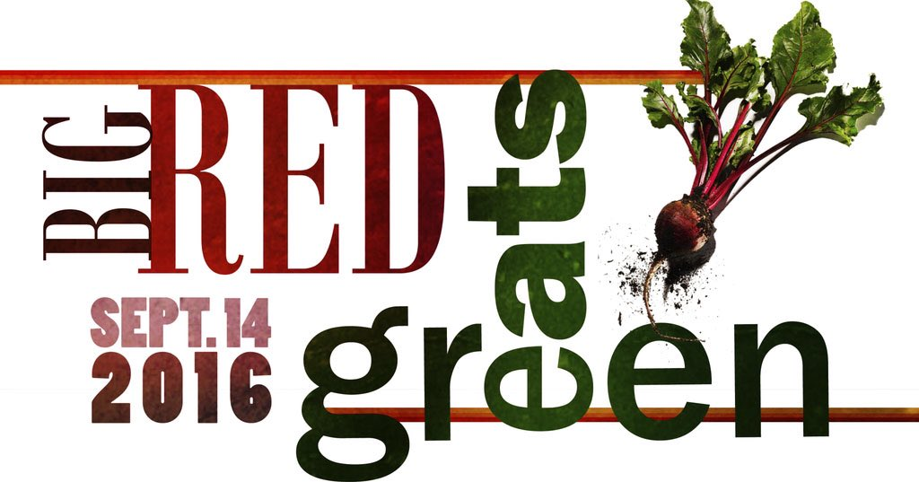 Join us (and Corben) for the Big Red Eats Green sustainable food festival today 11am–3pm. https://t.co/sT39Yvt9pT https://t.co/aIhwXkmQ61
