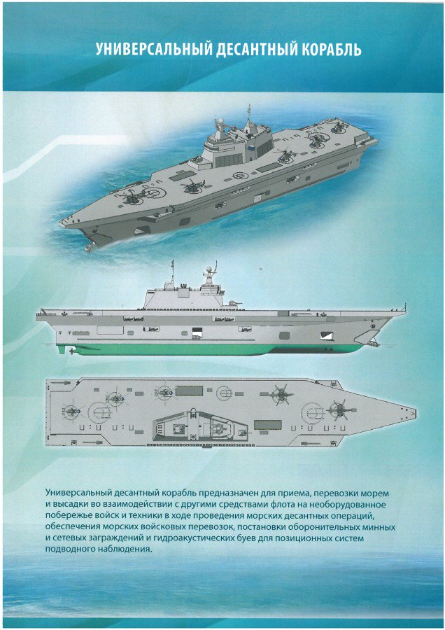 Amphibious assault ships for the Russian Navy - Page 2 CsV52_MWAAAoBAT