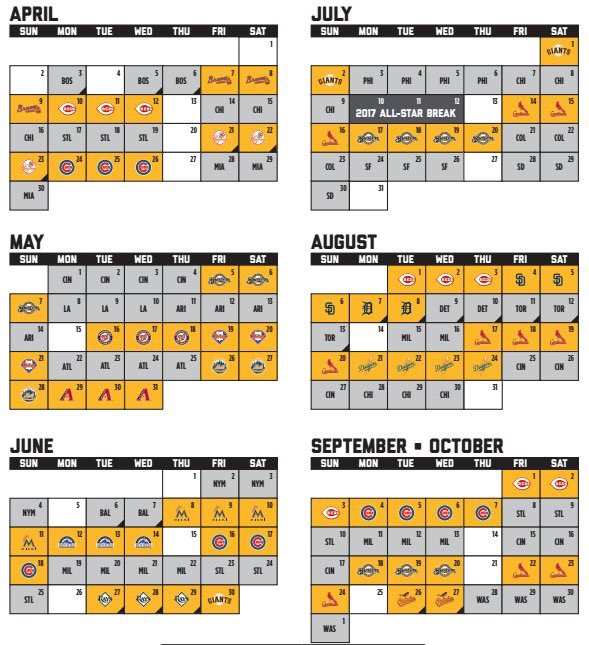 photo relating to Pirates Printable Schedule identified as Joe Kapp upon Twitter: \