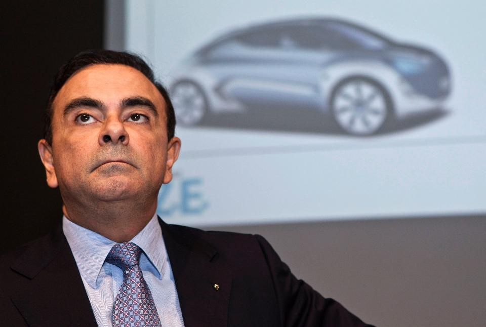 carlos ghosn multicultural leader as ceo of nissan and renault The transcultural leader: carlos ghosn, ceo of renault ceo carlos ghosn of renault-nissan alliance on carlos ghosn: ceo leadership traits.