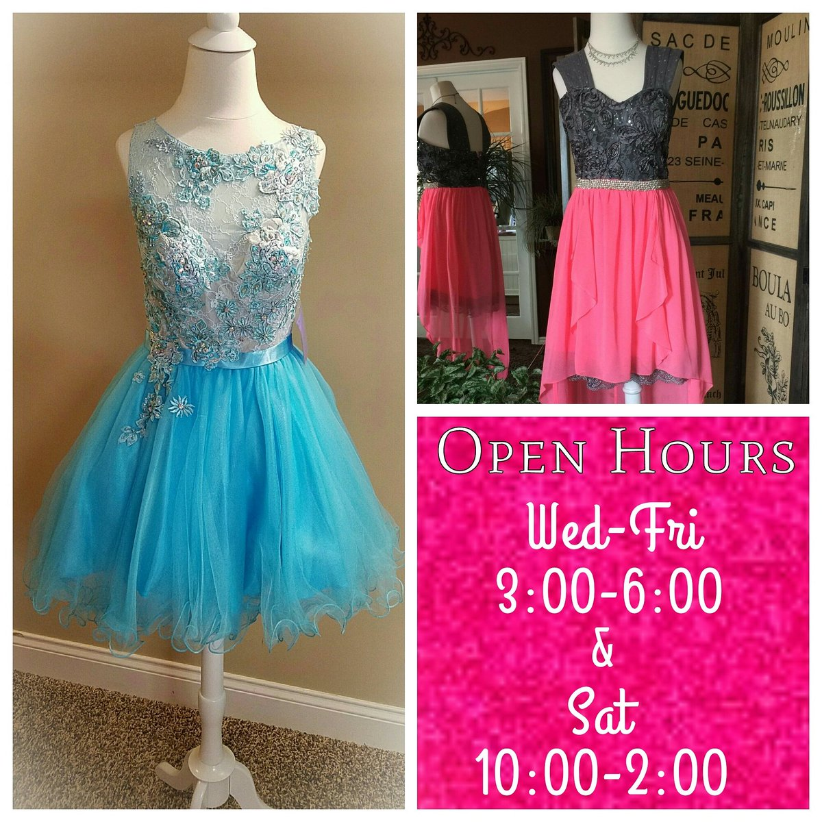 The dress garden - The Dress Garden On Twitter We Still Have Tons Of Beautiful Dresses Available For Homecoming Come In And Reserve Your Dress Today