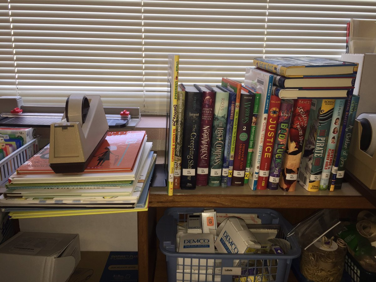 More new books waiting to be covered! @Dorsey_Wildcats