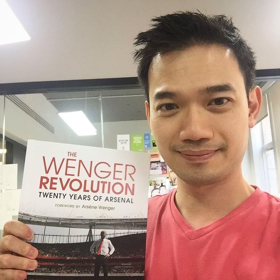 Finally got my copy! @Arsenal @stuart_photoafc https://t.co/XNNjVX3OTW
