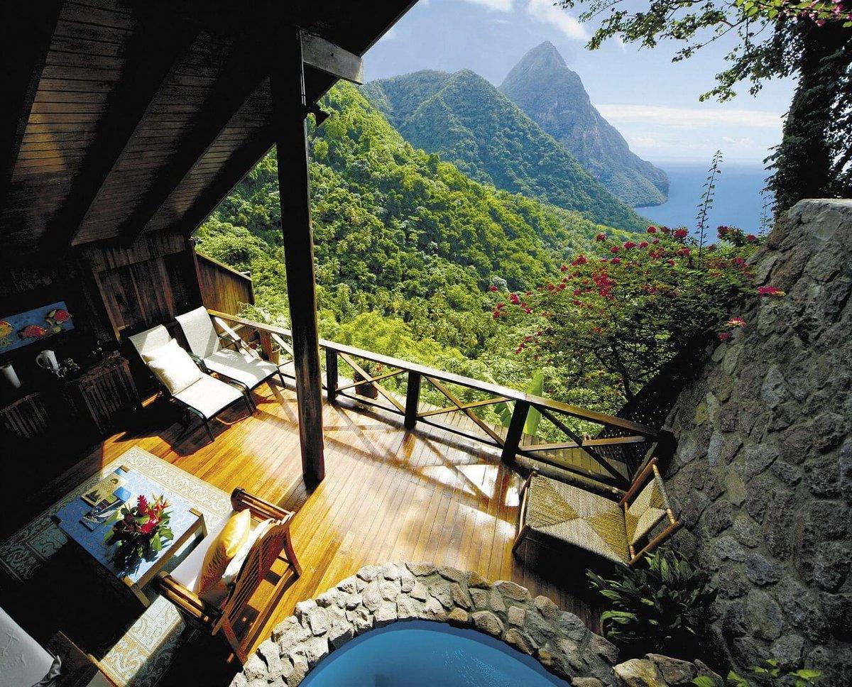 10 niebiańskich hoteli, w których zapragniesz zamieszkać do końca życia. Są bajeczne