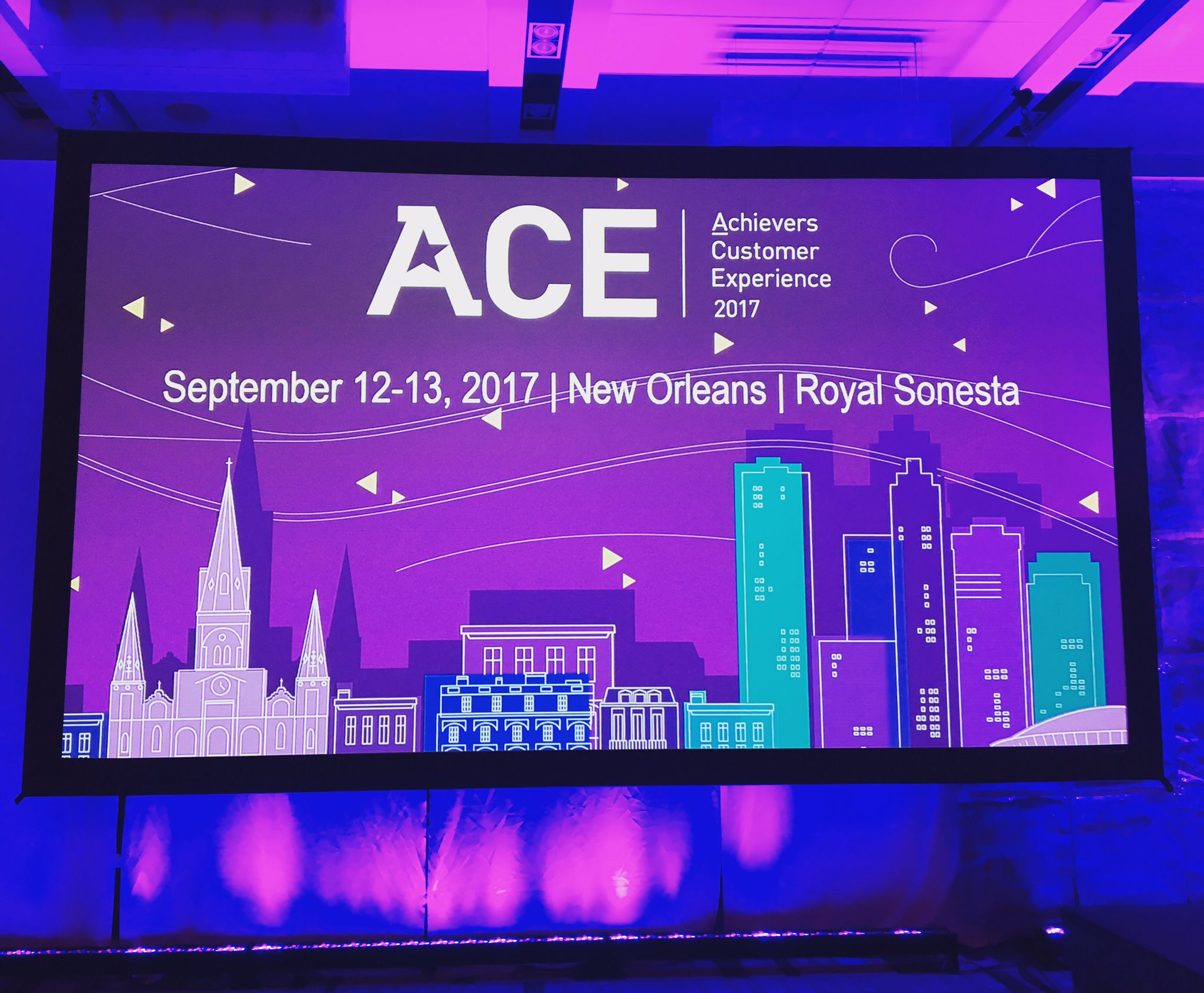 Big news: ACE 2017 is going to be in New Orleans! 🎉Thank you to everyone who attended & see you next year! 😄#AACE16 https://t.co/jhmlqKijmP