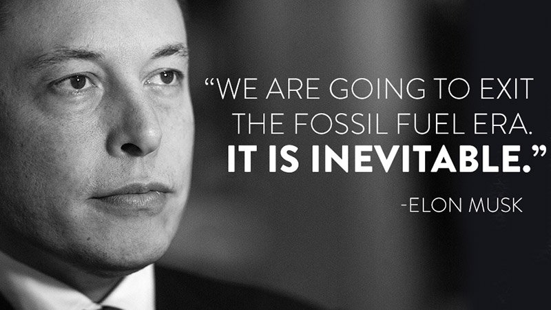 Elon Musk Quotes: Karl Burkart (@greendig)