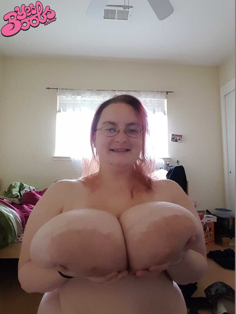 Ridiculously huge tits