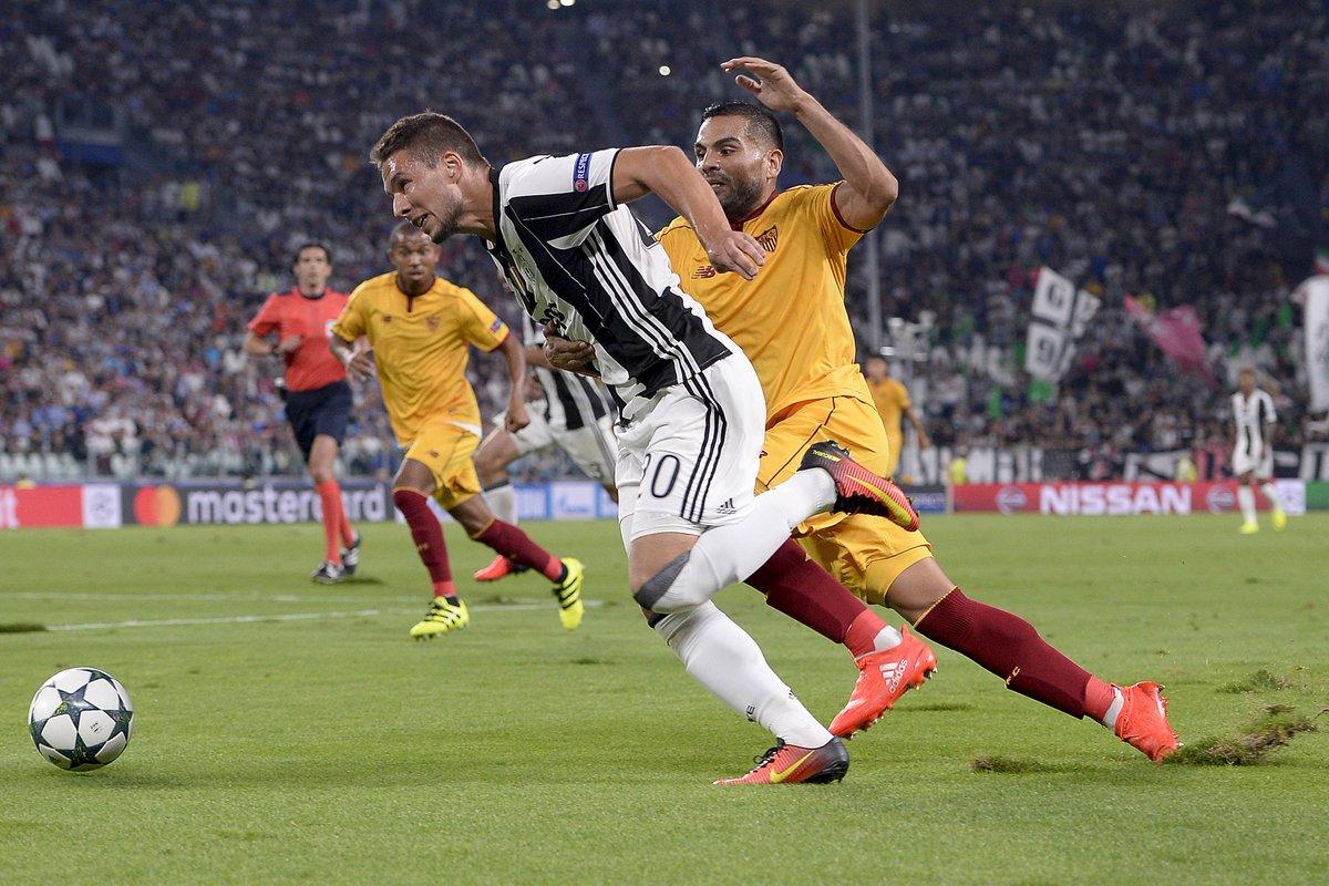 Moviola Juventus-Siviglia: Pjaca-Vazquez da calcio di rigore