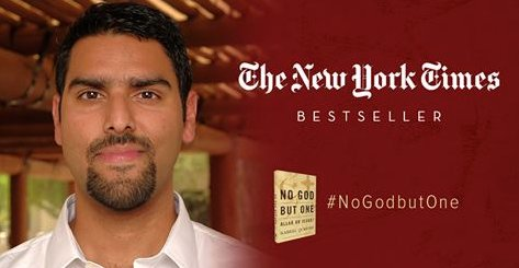 We are thrilled! #NoGodbutOne will debut #8 on NY Times bestseller list. Congrats @NAQureshi https://t.co/FryrURUSfh https://t.co/JzhM7OaQ6c