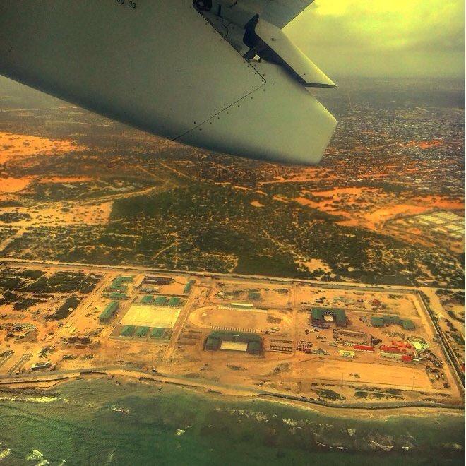 تركيا تنشئ قاعدة عسكرية في الصومال CsWNi6sXgAATMoU