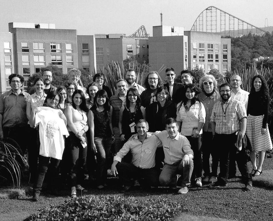 El comité organizador del #3EHD #RedHD Gracias a todos por su participación y asistencia https://t.co/3lDZvvkKYi
